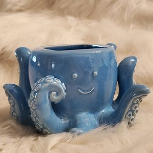 Octopus Ceramic Soap Holder